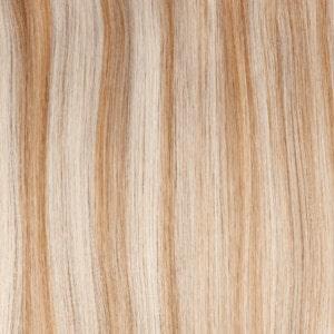 Platinum Blonde with Caramel #60A/21 - Blake - Ashlynn Braid® Halo Hair - Glow Up (12 inch/100 grams)
