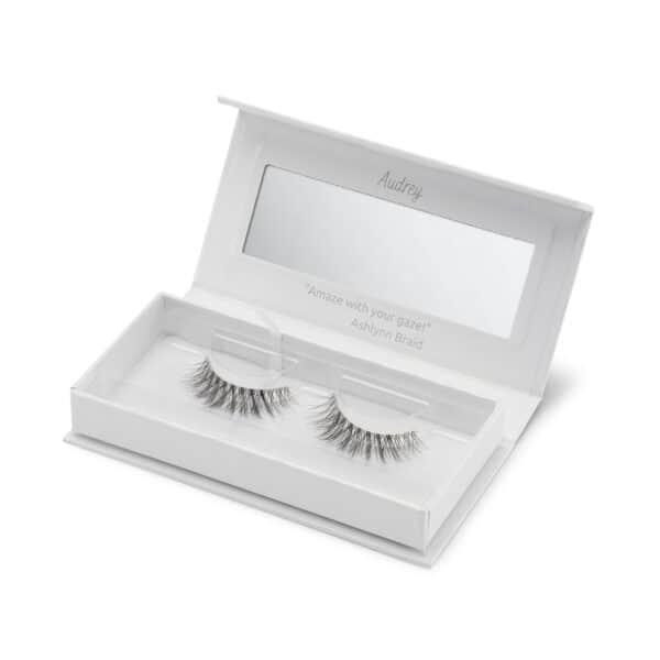 Ashlynn Braid Audrey eyelashes in a box