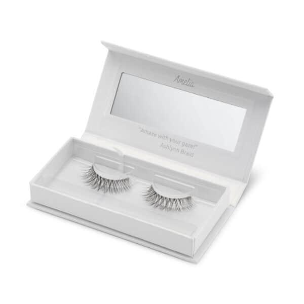 Ashlynn Braid Amelia eyelashes in a box
