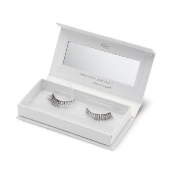Ashlynn Braid Alice eyelash in a box