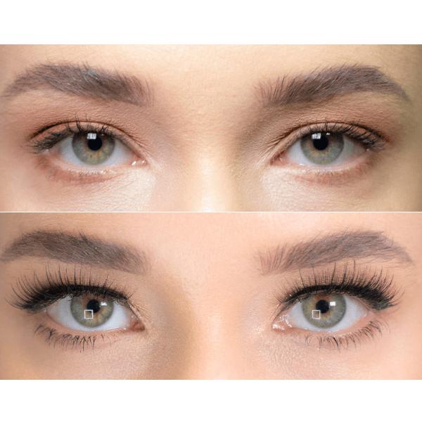 abigail műszempilla a szemformádhoz