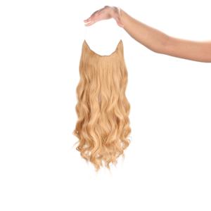 Természetes Szőke #27A - Charlize - Damilos Póthaj - Angel Hair (51 cm/140 gramm)