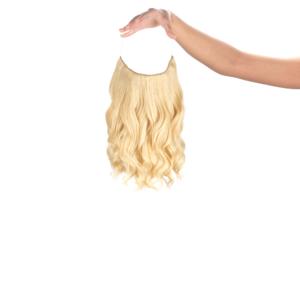 Platinaszőke #60A - Marilyn - Damilos Póthaj - Glow Up (31 cm/100 gramm)