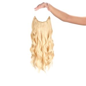 Platinaszőke #60A- Marilyn - Damilos Póthaj - Angel Hair (51 cm/140 gramm)