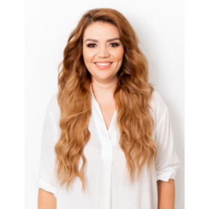 Sötétszőke #17 - Amanda - Damilos Póthaj - Angel Hair (51 cm/140 gramm)
